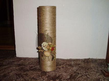 FOTKA - ručně motaná váza