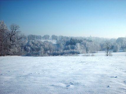 FOTKA - Zimní krajina.