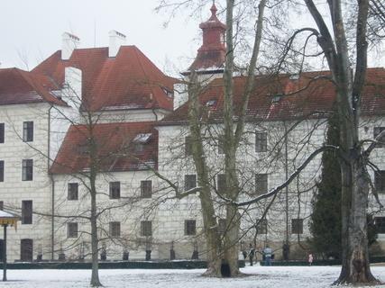FOTKA - Třeboňský zámek