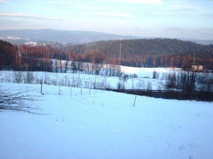 FOTKA - Pohled na Liberec  i dalnici .