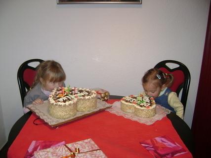FOTKA - Danielka slaví 5.narozeniny