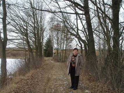 FOTKA - zimní procházka,,