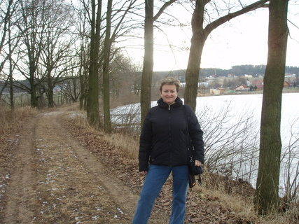 FOTKA - zimní procházka,,,