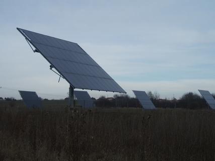 FOTKA - solární elektrárna,