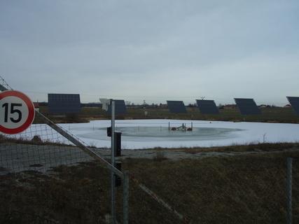 FOTKA - solární elektrárna