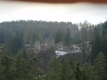 FOTKA - trosky hradu