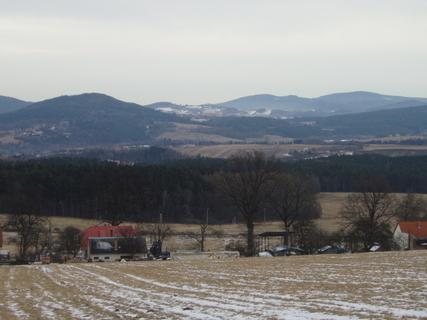 FOTKA - zimní procházka...