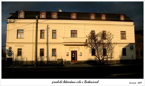 FOTKA -  www.ad�mkovavila.cz