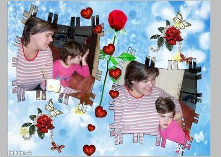 FOTKA - Barča a má sestra