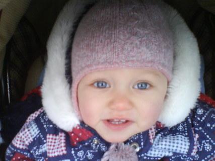 FOTKA - Leonka a její úsměv