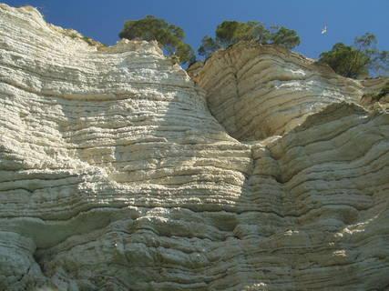 FOTKA - Skalnaté útesy Gargána