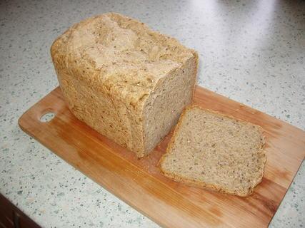 FOTKA - chléb z domácí pekárny