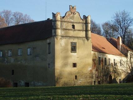 FOTKA - Libějovice - zámek ,,,