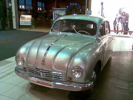 FOTKA - automobil značky Tatra