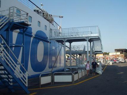 FOTKA - Piombino malý mořský přístav