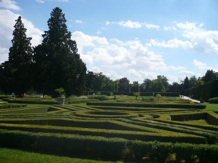 FOTKA - zahrada v Lednici