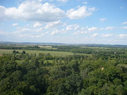 FOTKA - Výhled z minaretu