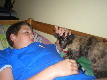 FOTKA - Já  a mazlíček