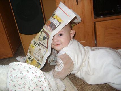 FOTKA - moje mala Simonka