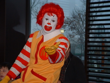 FOTKA - Ronald Mc donald