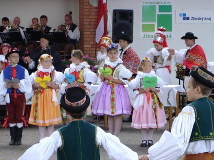 FOTKA - Hanácka svatba Kvasice 2008