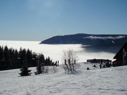 FOTKA - opar na horách