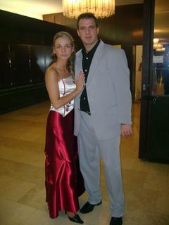 FOTKA - Starší dcera s manželem