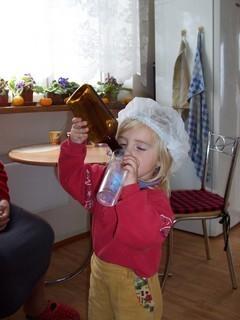 FOTKA - Příprava občerstvení - ochutnávka