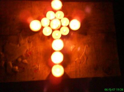 FOTKA - kříž
