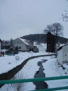 FOTKA - Brloh v zimě