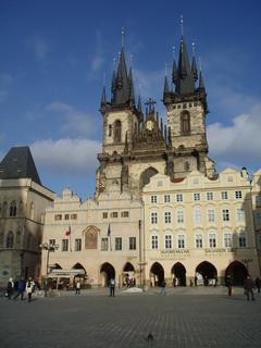 FOTKA - Staroměstské náměstí Praha