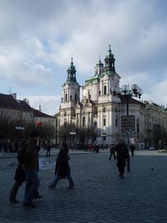 FOTKA - Starom�stsk� n�m�st� - Praha,,