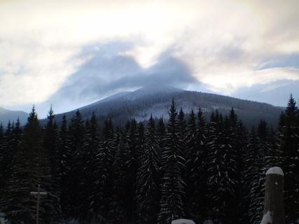 FOTKA - Sníh na horách