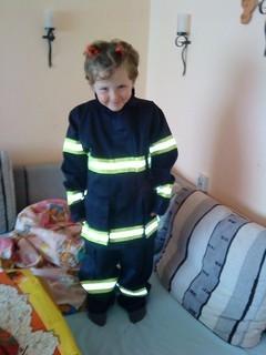 FOTKA - Naše malá hasička