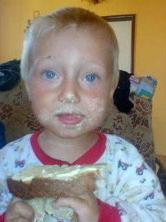 FOTKA - Papáme chlebík