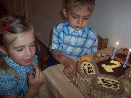 FOTKA - Oslava narozenin 1