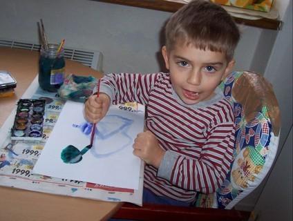 FOTKA - Malování