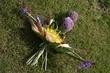 vázaná kytka