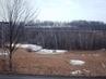 A za 2 dny ...zbytky sněhu  - 8.3.2009.