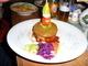 oběd v restauraci v Beskydech