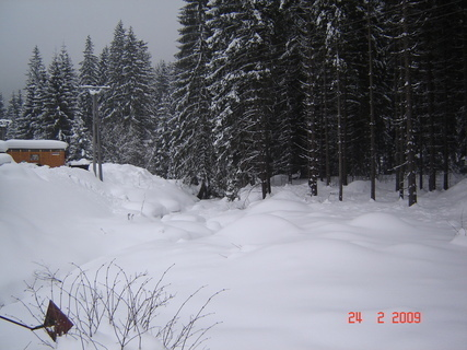 FOTKA - dovolen� ��Beskydy