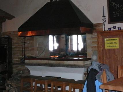 FOTKA - krb v restauraci v Beskydech