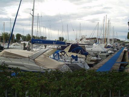 FOTKA - V přístavu