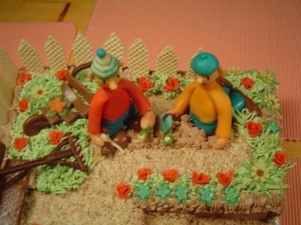 FOTKA - Dort k narozeninám