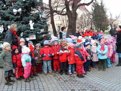 FOTKA - vánoční besídka