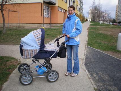 FOTKA - trénink na mateřství