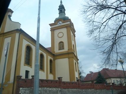 FOTKA - Šlapanice-kostel