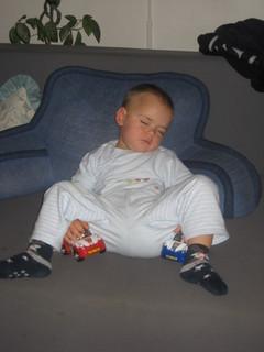 FOTKA - jsem moc unavenej