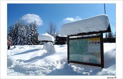 FOTKA - Meteorologická stanice  na Bílém kříži