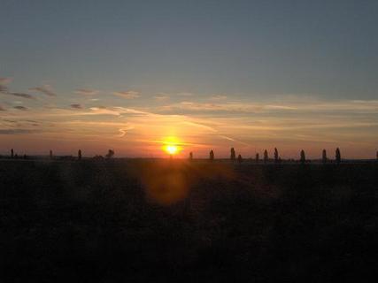 FOTKA - Vstává sluníčko